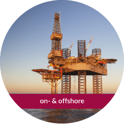 on- & offshore